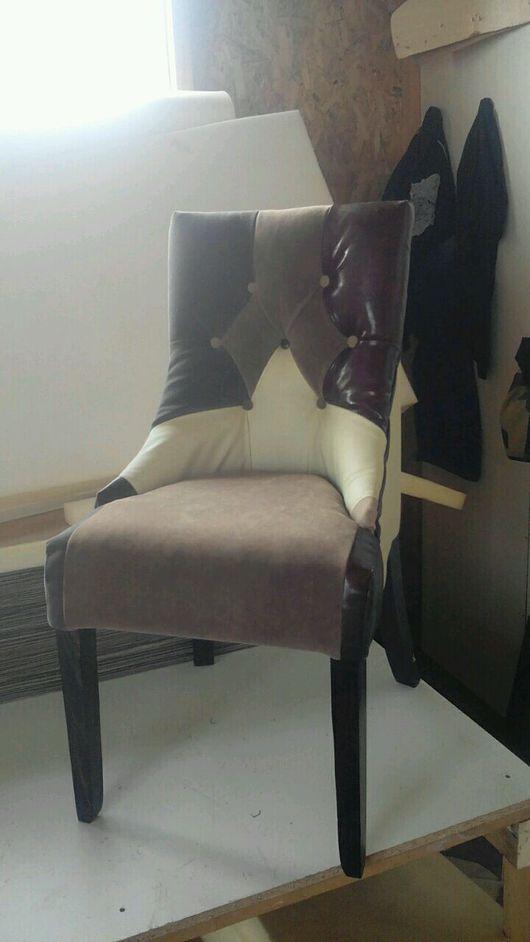 Мебель ручной работы. Ярмарка Мастеров - ручная работа. Купить Кресло разноцветное. Handmade. Кресло, кресла, разноцветные кресла