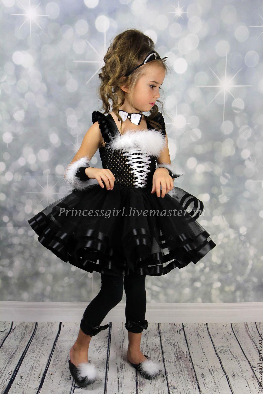 Как сшить костюм кошки для девочки фото 148