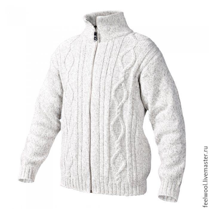 39828c5bb2f7d Кофты и свитера ручной работы. Ярмарка Мастеров - ручная работа. Купить  Мужской свитер на