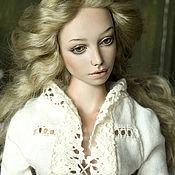 Куклы и игрушки ручной работы. Ярмарка Мастеров - ручная работа Марта 7. фарфоровая шарнирная кукла. Handmade.
