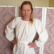 """Одежда ручной работы. Ярмарка Мастеров - ручная работа Блуза в фольклорном стиле """"Нежность"""". Handmade."""