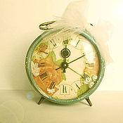 Для дома и интерьера ручной работы. Ярмарка Мастеров - ручная работа Старый будильник для украшения интерьера. Handmade.