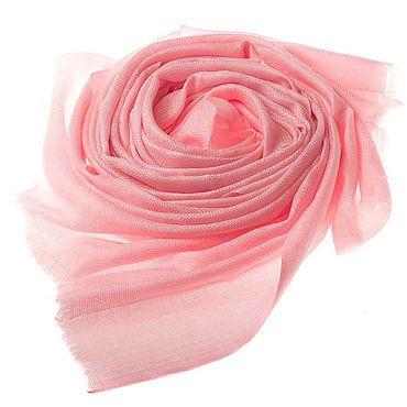 Аксессуары ручной работы. Ярмарка Мастеров - ручная работа Розовый палантин из кашемира. Handmade.