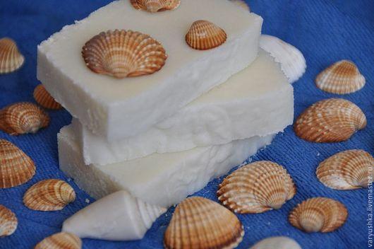 """Мыло ручной работы. Ярмарка Мастеров - ручная работа. Купить """"Соляное"""" натуральное мыло ручной работы. Handmade. мыло с солью"""