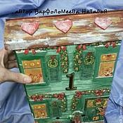 Для дома и интерьера ручной работы. Ярмарка Мастеров - ручная работа Почтовый ящик. Handmade.
