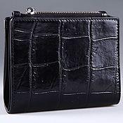 Сумки и аксессуары handmade. Livemaster - original item Wallet crocodile leather IMA0027B45. Handmade.