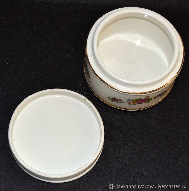 Sadler Jar Porcelain England 1950s Shop Online On Livemaster With