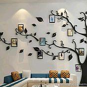 Свадебный салон ручной работы. Ярмарка Мастеров - ручная работа Семейное дерево настенное панно. Handmade.