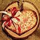 Подарки для влюбленных ручной работы. Ярмарка Мастеров - ручная работа. Купить Сердечки деревянные. Handmade. Сердце, украшение интерьера, эко