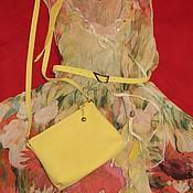 Сумки и аксессуары handmade. Livemaster - original item Set Summer mini handbag Redbag and strap.. Handmade.