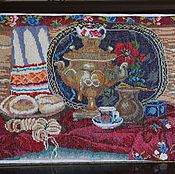 Винтаж ручной работы. Ярмарка Мастеров - ручная работа Бабушкины гобеленчики. Handmade.