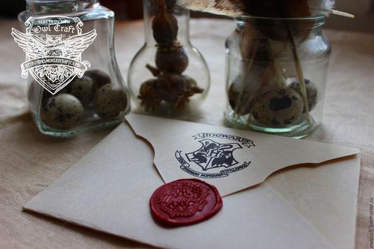 Подарочные наборы ручной работы. Ярмарка Мастеров - ручная работа. Купить Набор Письмо из Хогвартса, Письмо Гарри Поттера. Handmade.