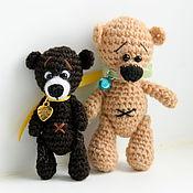 Куклы и игрушки ручной работы. Ярмарка Мастеров - ручная работа Мишки миники. Handmade.