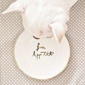 Для домашних животных, ручной работы. Ярмарка Мастеров - ручная работа Салфетка Bon appetit!. Handmade.