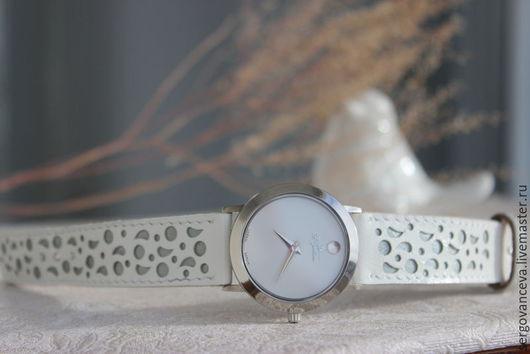 """Часы ручной работы. Ярмарка Мастеров - ручная работа. Купить Часы наручные """"Пейсли"""". Handmade. Кружево, часы женские"""