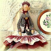 Куклы и игрушки ручной работы. Ярмарка Мастеров - ручная работа Француженка Шарлотта. Handmade.