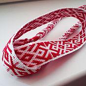 Русский стиль handmade. Livemaster - original item The Hat Is Alive. Handmade.