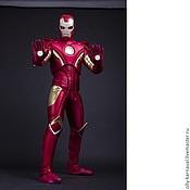 Костюмы ручной работы. Ярмарка Мастеров - ручная работа Костюм Iron man - Железного Человека. Handmade.
