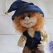 Куклы и игрушки handmade. Livemaster - original item DWARF PAVLOVICH. Handmade.