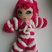 Куклы и игрушки ручной работы. Ярмарка Мастеров - ручная работа Кукла Лялечка. Handmade.