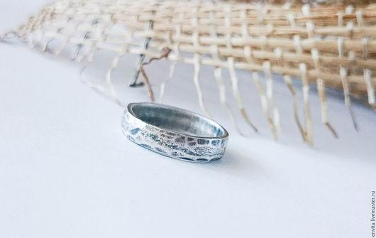 Кольца ручной работы. Ярмарка Мастеров - ручная работа. Купить Серебряное кольцо ручной работы. Handmade. Серебряный, серебро 999