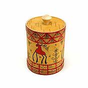Посуда handmade. Livemaster - original item Tues made of birch bark