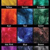 Materials handmade. Livemaster - original item Wool dyes. Handmade.