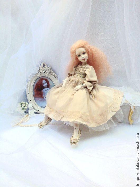 """Коллекционные куклы ручной работы. Ярмарка Мастеров - ручная работа. Купить Шарнирная Кукла """"Angel-So"""" Lettice. Handmade."""