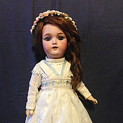 Куклы и игрушки ручной работы. Ярмарка Мастеров - ручная работа Антикварная кукла Heinrich Hahdwerck`16. Handmade.