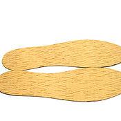 handmade. Livemaster - original item Insoles made of birch bark massage with pimples. Insoles for shoes. Handmade.