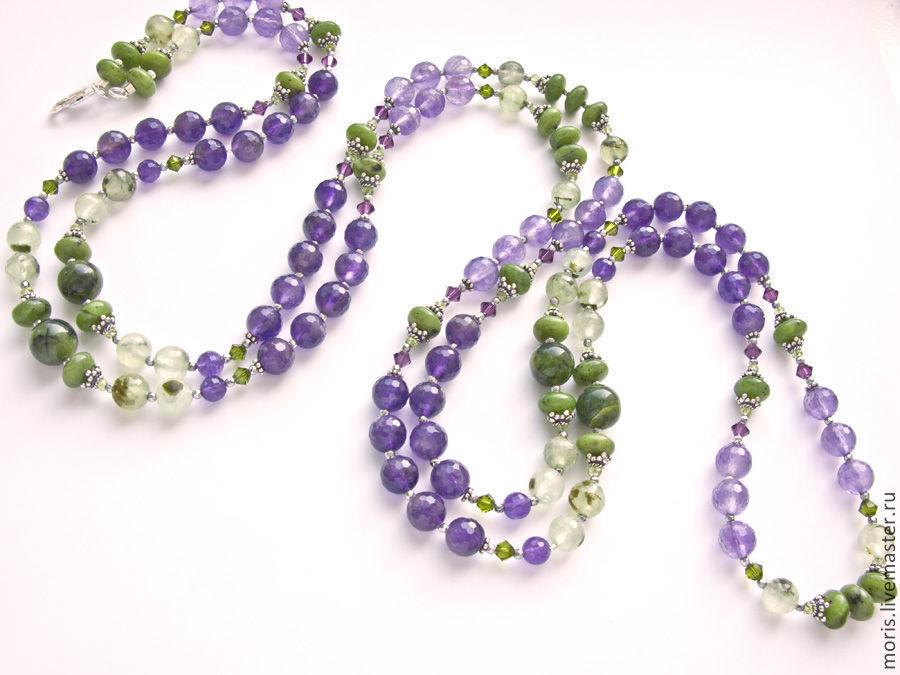 Название натуральных камней зеленого цвета
