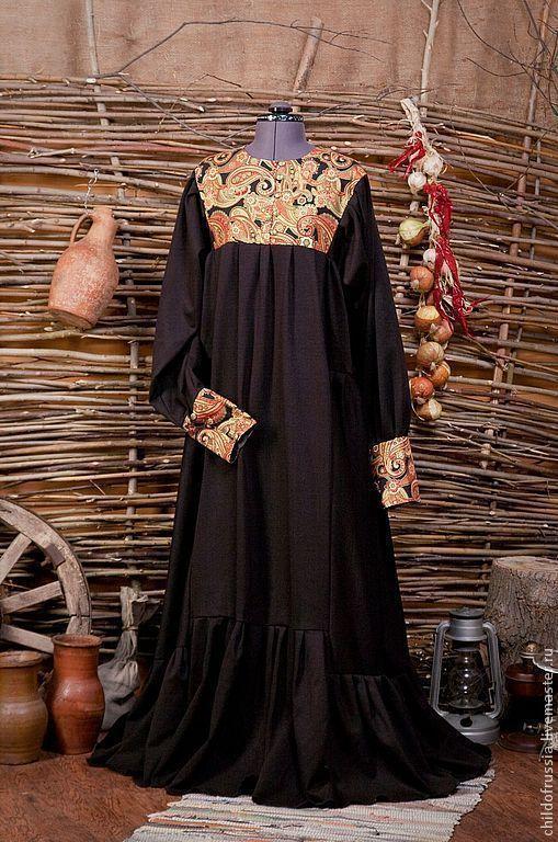 Платья ручной работы. Ярмарка Мастеров - ручная работа. Купить Платье. Handmade. Пейсли