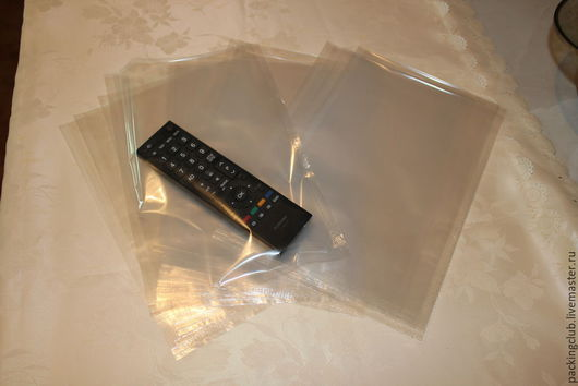 Упаковка ручной работы. Ярмарка Мастеров - ручная работа. Купить Вакуумный пакет под запайку 160мм х 270мм (72 мкм). Handmade.