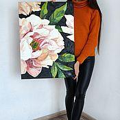 Картины ручной работы. Ярмарка Мастеров - ручная работа Картины: Тюльпаны. Handmade.