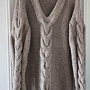 """Одежда ручной работы. Ярмарка Мастеров - ручная работа Пуловер """"Big"""". Handmade."""