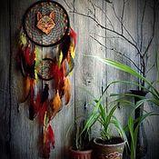 """Фен-шуй и эзотерика ручной работы. Ярмарка Мастеров - ручная работа Ловец Снов """" Totem Fox"""". Handmade."""