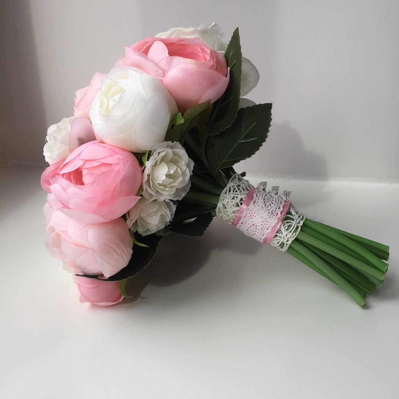 Букеты на свадьбу из пионов цветы каалы на заказ