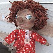 Куклы и игрушки ручной работы. Ярмарка Мастеров - ручная работа Домовенок Кузя (для Юлии). Handmade.