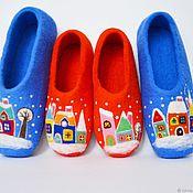 Обувь ручной работы handmade. Livemaster - original item Miracle Slippers. Handmade.