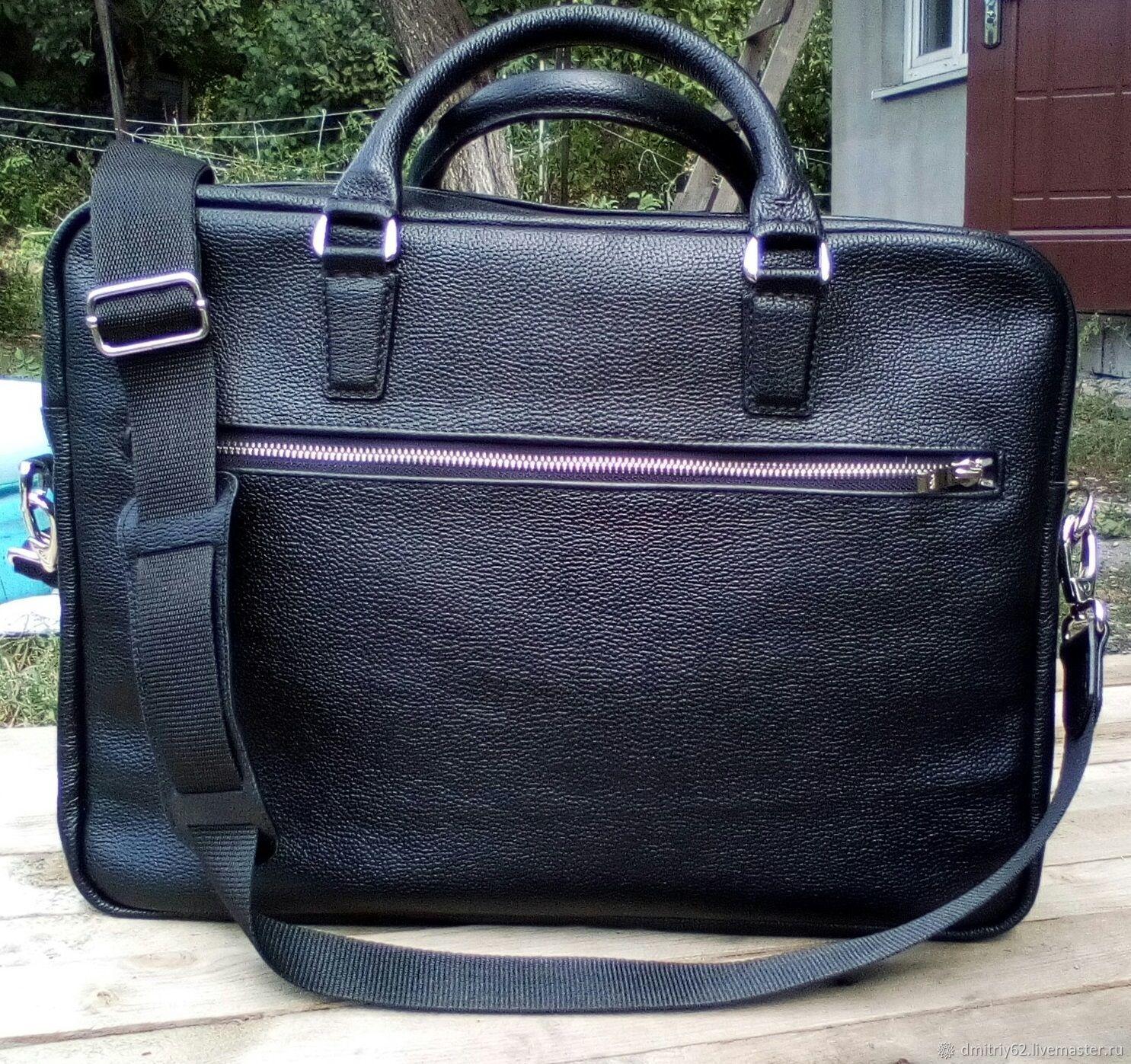 Bags: men's briefcase, Men\'s bag, Pyatigorsk,  Фото №1
