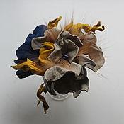 Украшения ручной работы. Ярмарка Мастеров - ручная работа Согретая осенью. Handmade.