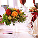 Оформление свадьбы в стиле путешествия. Композиция на стол гостей - 1650 руб.