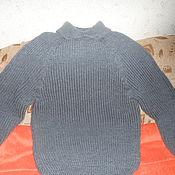 Одежда handmade. Livemaster - original item men`s sweater mohair beloved. Handmade.