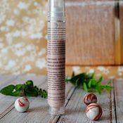 Косметика ручной работы. Ярмарка Мастеров - ручная работа Омолаживающий крем для губ SPF15 «Lip protection/antiage». Handmade.