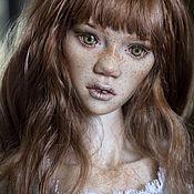 Куклы и игрушки ручной работы. Ярмарка Мастеров - ручная работа Лиза 2, фарфоровая кукла. Handmade.