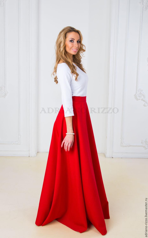 Maxi юбка