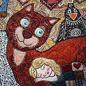 """Для дома и интерьера ручной работы. Ярмарка Мастеров - ручная работа Наволочка """"Сладкий сон"""". Handmade."""