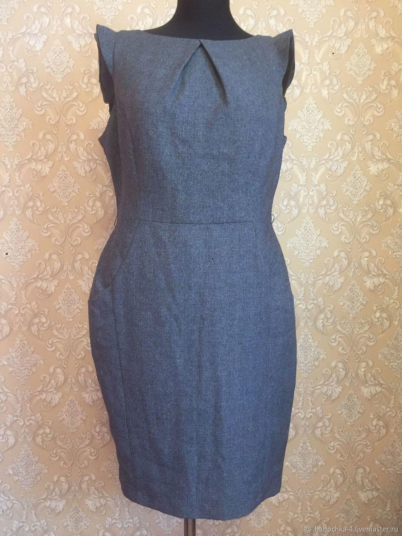 Винтаж: Платье 1,okay 48 размер 90-е, Одежда винтажная, Старая Купавна,  Фото №1