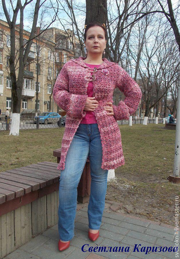Полупальто в стиле бохо, Пальто, Быково,  Фото №1