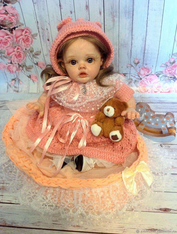 малышка Flo, Куклы Reborn, Краснодар,  Фото №1